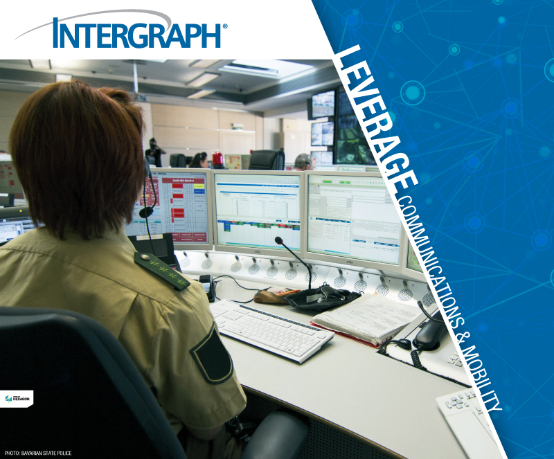 INTERGRAPH PUBLIC SAFETY DUAL BOOTH POSTER FINAL SIDE LEFT