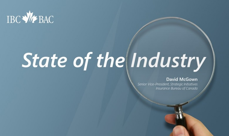 IBC SWISS RE STATE OF THE INDUSTRY