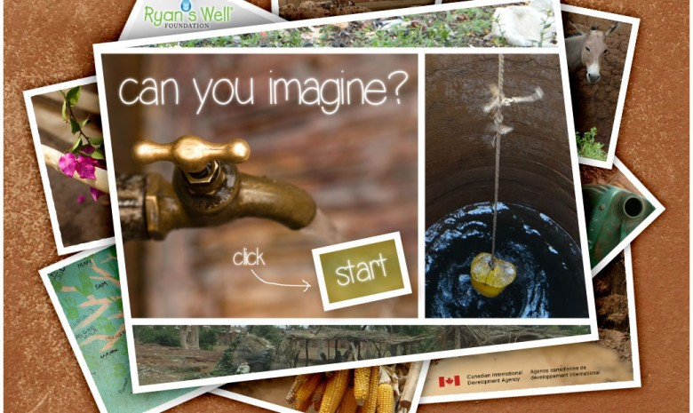 RYAN'S WELL CAN YOU IMAGINE INTERACTIVE